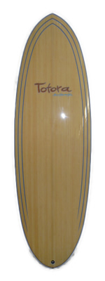 6' 11&quot; Winged Swallow Tail Thruster