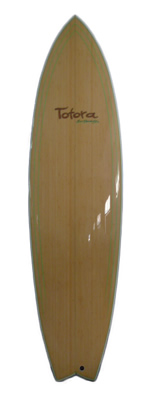 "6' 11"" Winged Swallow Tail Thruster"