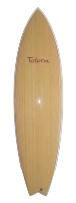"6' 8"" Winged Swallow Tail Thruster"